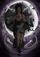 Queen of Nightly Creatures by Melodie-Renee