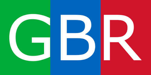 Flag of Great Britain apolitical by hosmich