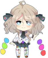 [CLOSED] Auction Rainbow Adoptable by Ivayvey