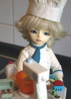 Little Chef by ChocolateDecadence