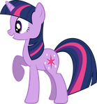 Twilight Sparkle is ready for action by BaumkuchenPony