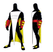 Space Ghost by Solblight