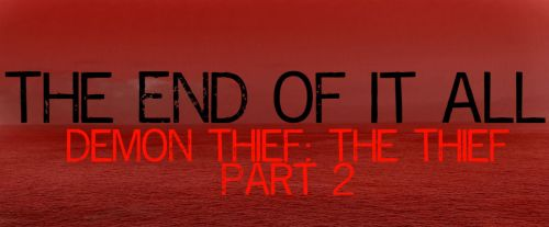 The End of it All by PsychicHexo