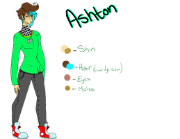 Ashton ref by Illiterate-Swine