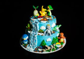 Pokemon Cakes For Sale