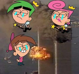 Fairly Oddparents Remember 9/11 by mrentertainment