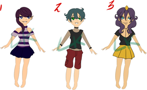 OPEN (1/3) Super Cheap Adopts #20 by LilKikay