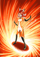 Rena Rouge by AsenArcArts