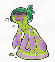 IRL Slime by Cruxia