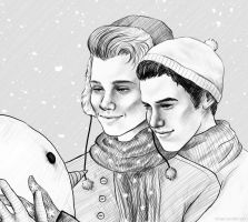 In the meadow we can build a snowman by kursons
