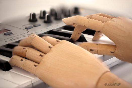 Hands 1 by caillteone
