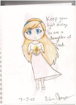 Keep Your Light Shining by SilverstarTM