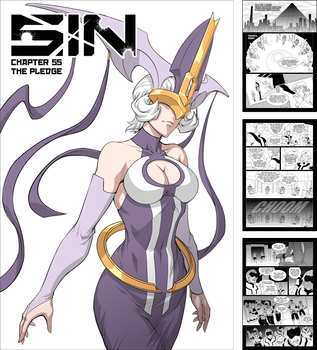 SIN: Chapter 55 by Quirkilicious