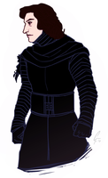 kylo test by CaiitKat