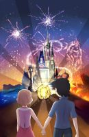 Happily Ever After Amourshipping by hikary-starrysky