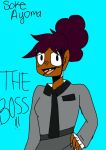 And of course Me! The Boss by UndertaleSokemo