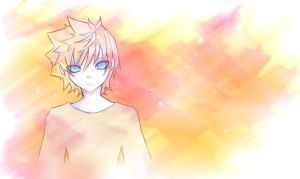 Roxas by Snii8D