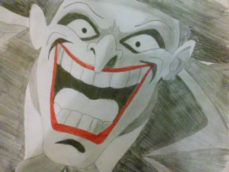 Joker by BlackAnubis452