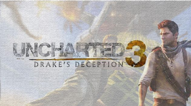 Uncharted wallpaper by UniverseIncarnate