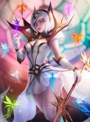 Choose Your Element - Elementalist Lux by Zarory