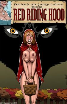 Red riding hood by DeucesWorld