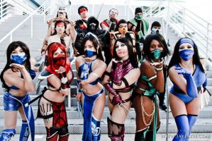 FATALITY XO by MissSinisterCosplay