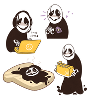 MASTER GASTER by Wi-Fu