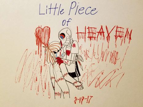 CorpseTale: A Little Piece of Heaven by icefir