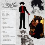 Hawthorn - Character Card by Noire-Ighaan
