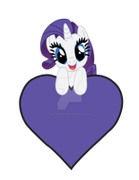 Rarity Valentine by BrittanysDesigns