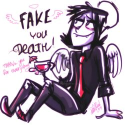 Fake Your Death by dragon-flies