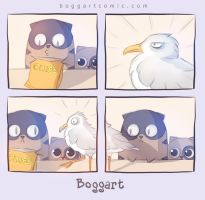 boggart - 54 by Apofiss