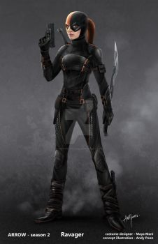 Ravager by AndyPoonDesign