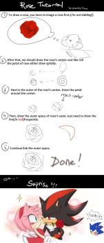 Rose Tutorial by DreamingClover