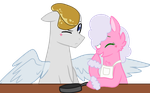 Cooking with Fluffly(open collab) by PokeGem13