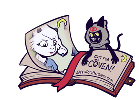 Critter Coven Page 87!! by Lucheek
