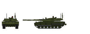 T-14 Armata concept by thormemeson