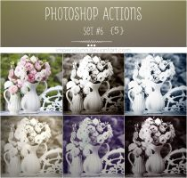 Photoshop Actions 6 by enhancers