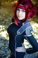My name is Kallen by Karenscarlet