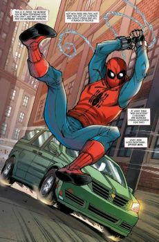 Prelude Spider-Man Homecoming by LaxXter