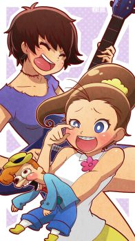 Loud Sisters (Luna+Luan) by Mikeinel