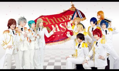 Uta No Prince Sama - All Shining Star by AdelleAixe