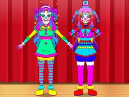 Zeidel clown tf 10 by TechnoPagan9