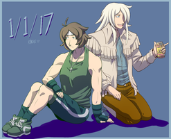 New Years 2017 by General-RADIX