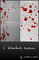bloodbath textures by rainbows-stock