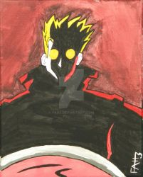 Trigun Diablo by FAH3