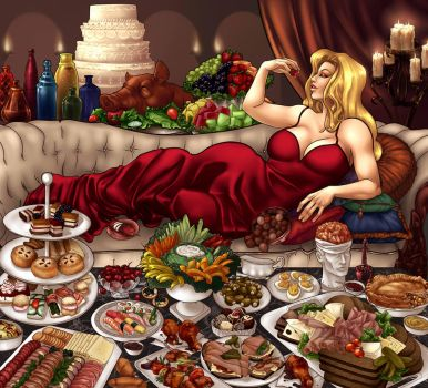 Sexual Appetite by Evanyell