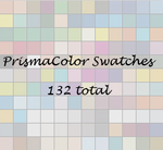 Prismacolor Swatch Set by SCO8