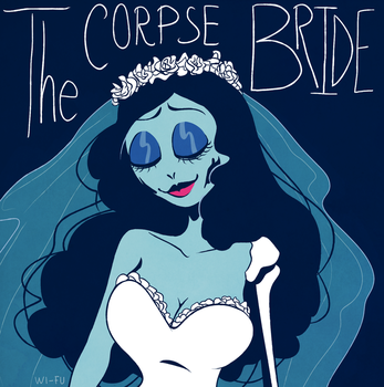 The Corpse Bride by Wi-Fu