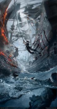 Hell storm by Sinto-risky